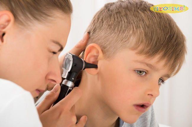 Những thông tin cần thiết về bệnh viêm tai giữa ở trẻ