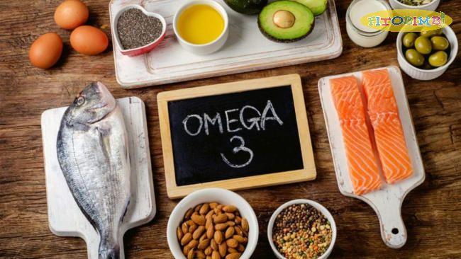 Omega 3 là axit béo quan trọng nhất đối với trẻ nhỏ