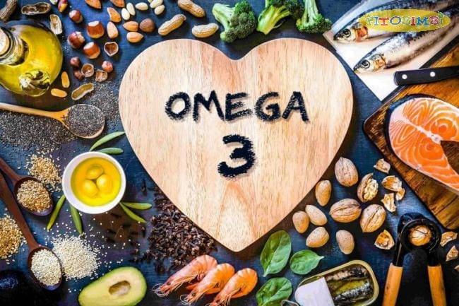 Omega 3 phổ biến với 3 loại là DHA, EPA và ALA