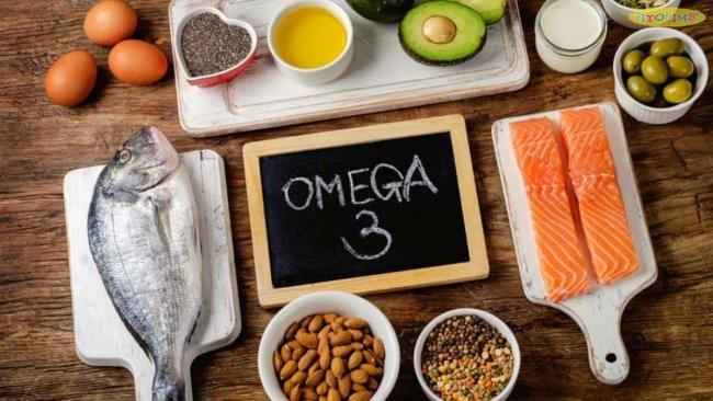Omega 3 tồn tại trong một số loài cá bé và thực phẩm từ thực vật khác
