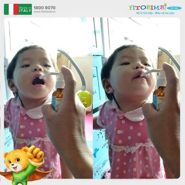 Sản phẩm được khuyên dùng cho trẻ sơ sinh từ 1 ngày tuổi