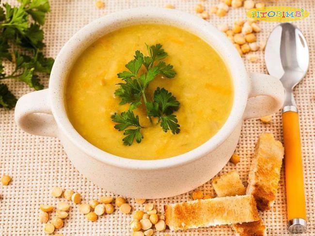 Súp đậu lăng