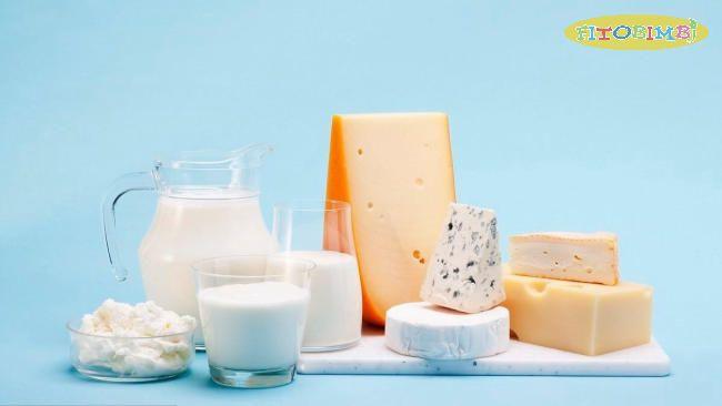 Thực phẩm từ sữa
