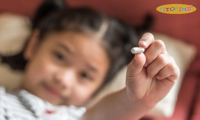 thuốc kháng sinh chữa viêm họng cho trẻ em