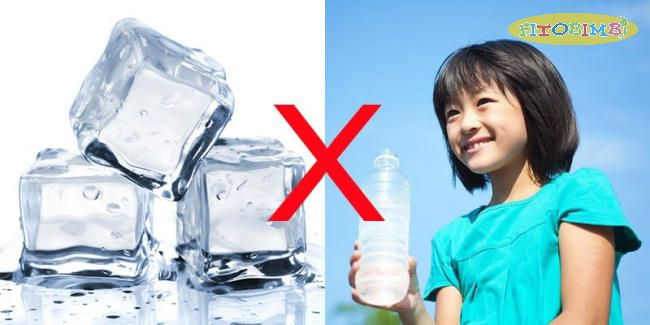 Trẻ bị viêm phổi không nên uống đồ lạnh