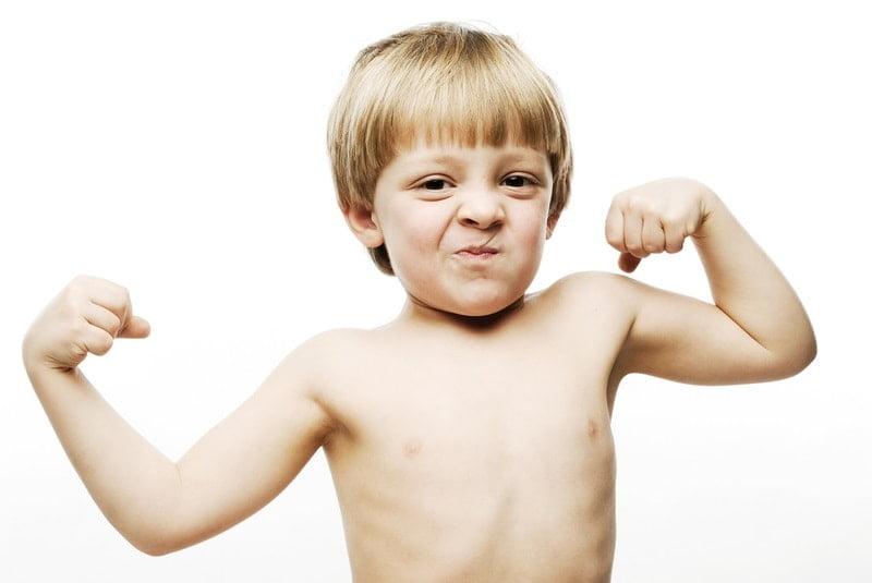 Trẻ thiếu sắt và canxi có thể nhận biết qua cảm quan