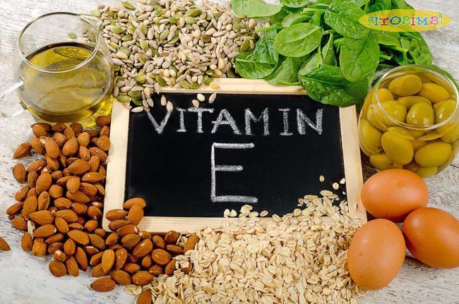 Vitamin E là gì? tác dụng của vitamin E đối với sức khỏe?