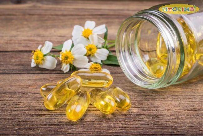 Vitamin E là một loại dầu chống oxy hóa