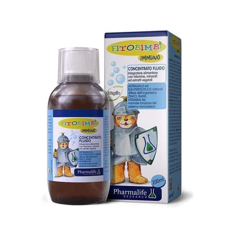 Fitobimbi Immuno là sản phẩm đang được đánh giá cao hiện nay