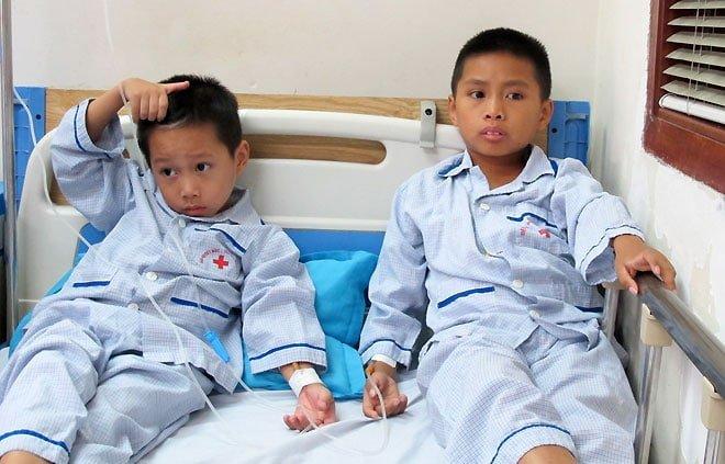 Thiếu máu bẩm sinh ở trẻ đang có xu hướng gia tăng
