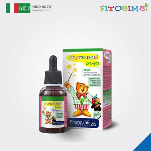 Trẻ sơ sinh thiếu canxi nên được uống bổ sung vitamin D3
