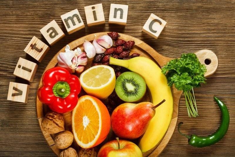 Vitamin C kích thích tóc phát triển tốt hơn