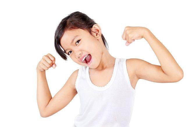 Uống vitamin C mỗi ngày giúp trẻ có hệ xương khớp khỏe mạnh