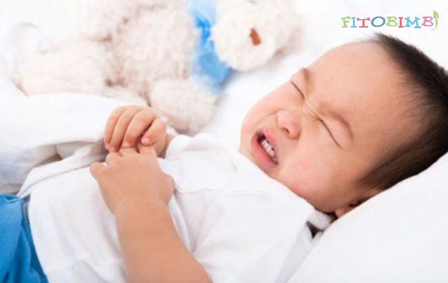 Biến chứng tiêu chảy liên quan đến thuốc ho cho trẻ