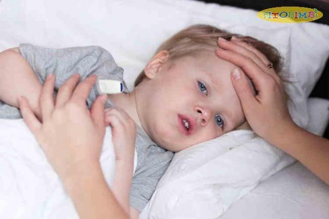 Biểu hiện của trẻ bị viêm phổi