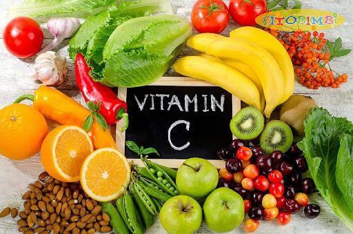 Bổ sung vitamin C giúp tăng cường hệ thống miễn dịch