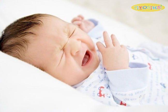 Cách nhận biết trẻ sơ sinh đang bị khó thở
