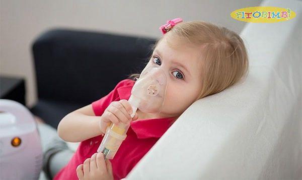 CẢNH BÁO 2 nguyên nhân trẻ bị viêm phế quản thường gặp nhất