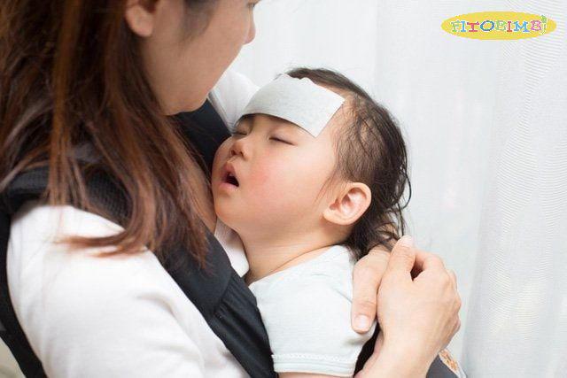 Chăm sóc bé bị viêm phổi