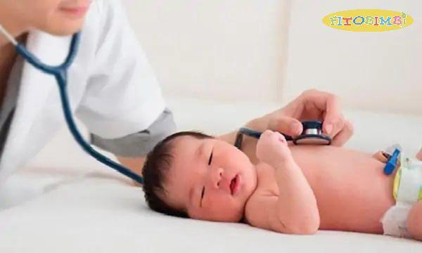 Dấu hiệu bé bị viêm phổi trên 1 tháng tuổi