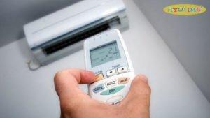Điều chỉnh nhiệt độ phù hợp
