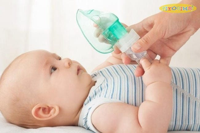 Điều trị viêm phổi ở trẻ em