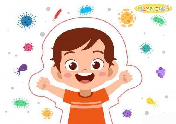 Nâng cao hệ miễn dịch cho trẻ sơ sinh
