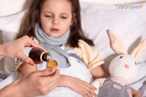 Thuốc ho bổ phế được khuyên dùng cho trẻ bị ho từ nhẹ đến vừa