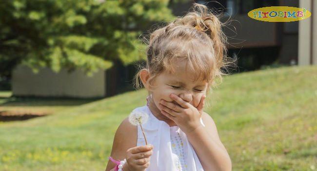 Trẻ bị viêm phế quản do tiếp xúc với chất gây kích ứng