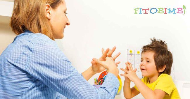 Cải thiện ngôn ngữ ở trẻ tự kỷ